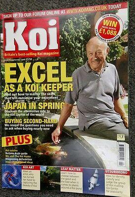 KOI MAGAZINE ~ SEPTEMBER 2006 ~ ISSUE 99