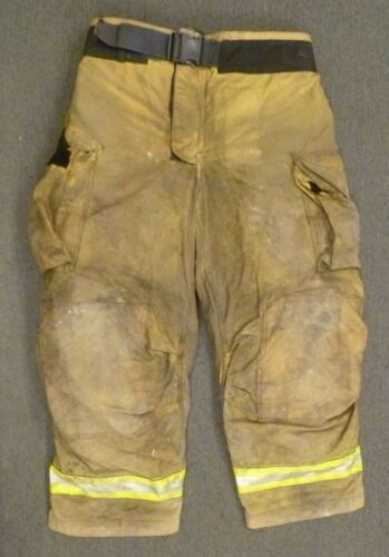 44x30 Globe Gxtreme Firefighter Pants Turnout Bunker Fire Gear P089
