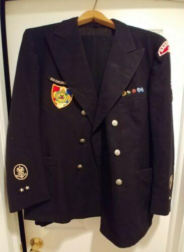 Boy Scout Vintage Sea Explorer Jacket and Pants Schiff BSA