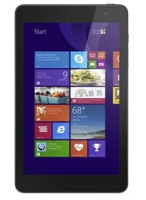 Dell Venue 8 Pro, Windows 10 Tablet