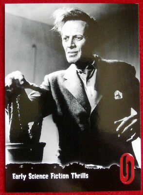 HAMMER HORROR - Series One - Card #05 - Early Sci-Fi - THE QUATERMASS XPERIMENT