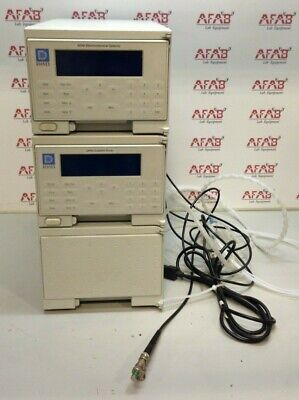 Dionex Hplc Gradient Pump Gp50 And Electrochemical Detector Ed40-1