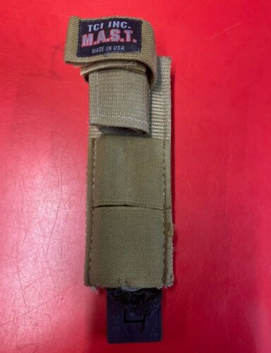 TCI MAST Modular Antenna System Tactical Relocation Coyote Pouch