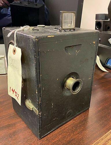 Rare Olikos 17.5mm Hand Crank Cine Camera Circa Circa 1915