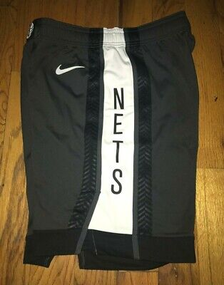Limited Edition Authentic Team Issued Nike Brooklyn Nets Basketball sz L and XL
