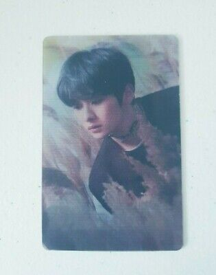 """Stray Kids LEE KNOW Lenticular Photocard - Official """"Clé : LEVANTER"""" Limited Ver"""