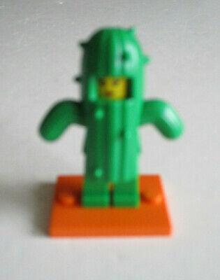 Lego Minifiguren 40 Jahre 71021 Serie 18  Nr 11  Mädchen im Kaktuskostüm