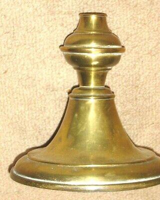 Victorian Brass Kerosene Paraffin Oil Lamp Base