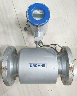 Krohne Ufm 03030 C-eex Ultrasonic Flow Meter 4