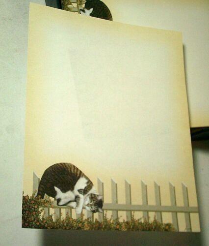 Lang Cat Notes & Desk Calendar Set Lowell Herrero Art 2006 Calendar Cat Notes