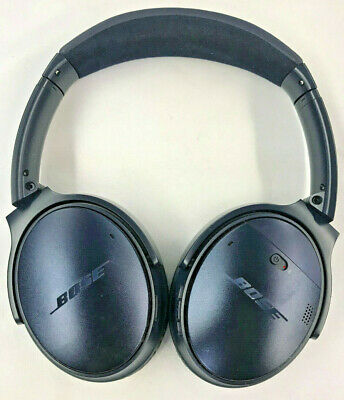 Bose Quietcomfort 35 Series II Limited Edition - Triple Midnight 15-5E
