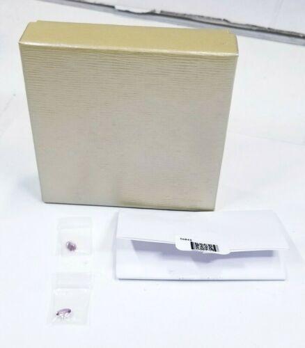 JTV Garnet Color Shift 6.5x4.5mm Oval Matched Pair 1.00ctw