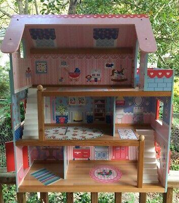 KidKraft Chelsea Doll House Cottage Toy for Girls