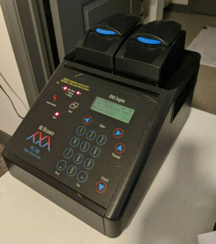 MJ Research PTC-200 PCR DNA Thermal Cycler and Incubator
