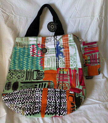 Kipling LIMITED-EDITION tote bag w/ FREE coin purse NWT 50% off retail price