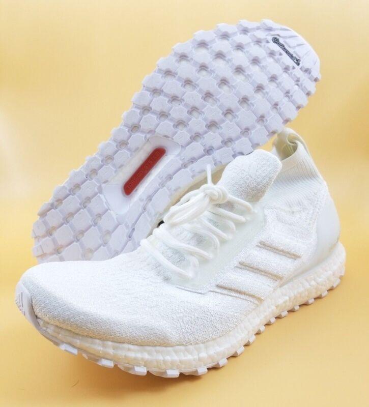 ed721b07270a0 Adidas BB6131 Ultraboost All Terrain Men Running Shoes White Nondye Ultra  Boost