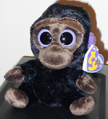 Ty Beanie Boos - ROMEO the Gorilla (6 Inch) MINT with MINT TAGS