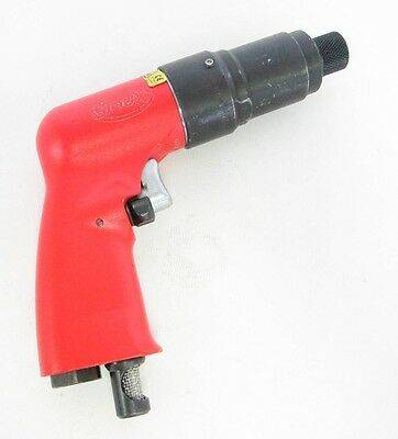 Sioux Tools 2p2207 105 1200 Rpm Max Torque Trigger Reverse Stall Screwdriver