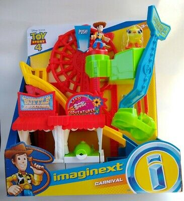 Fisher Price - Imaginext - Toy Story 4 Playset (Disney/Pixar) [New Toys] Toy