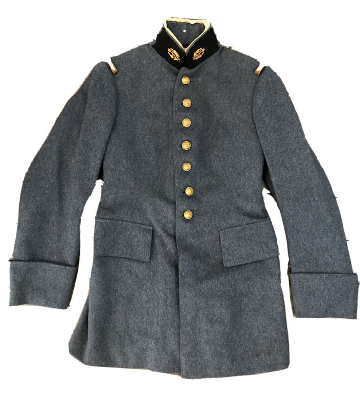 Authentic WW1 era French Officer Uniform Blue Tunic, MINTY and RARE