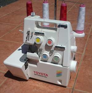Toyota Differential Overlocker model SL34000. Quaama Bega Valley Preview