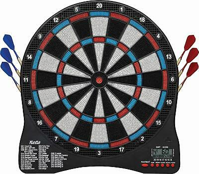 Tip Electronic (Soft Tip Electronic Dart Board Game Fat Cat Darts Viper Sport LCD Display Score )