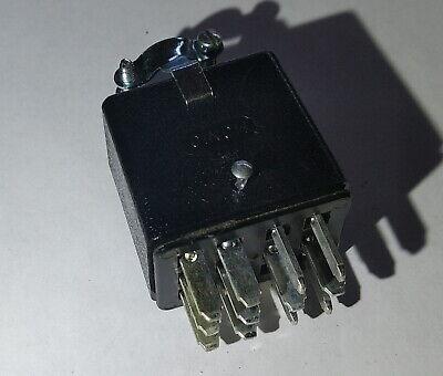 Cinch-jones 12 Pin Molex Power Solder On Connector Plug P-312-cct 38331-5612
