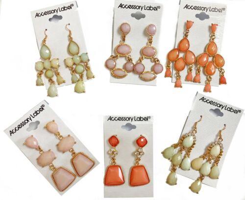 USA 100pc Brand New Wholesale Lot Assorted Fashion Costume Jewelry Earrings