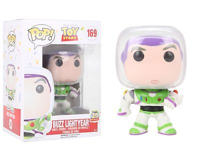 Buzz Lightyear Toy Story 20th Anniversary POP! #169 Vinyl Fi