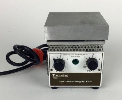 Thermolyne Hotplate Stirrer Model 10100