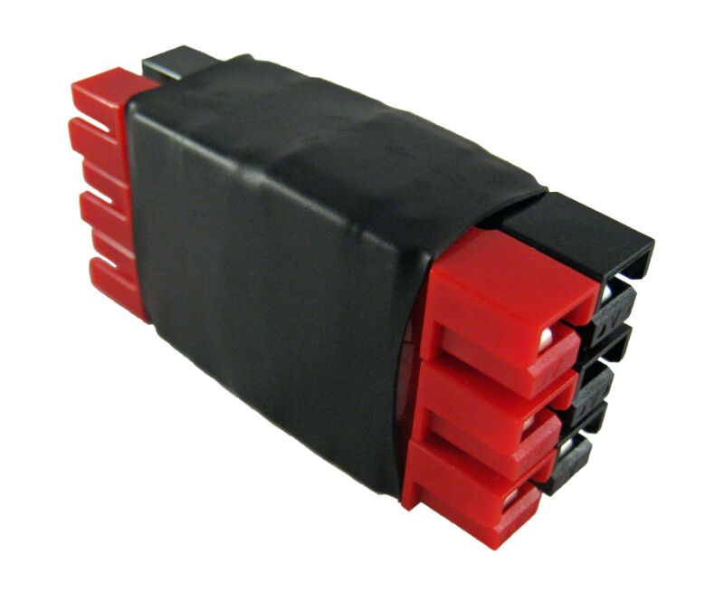 30Amp 6-Way Distribution Splitter fits ANDERSON POWERPOLE Sermos AC/DC Block