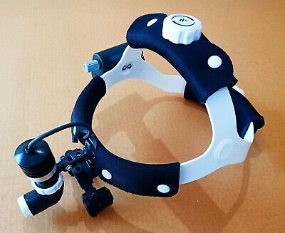2.5x Wireless Surgical Head Light With Dental Loupe