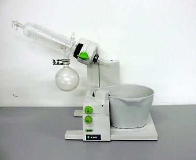 Buchi R-3000 Rotary Evaporator w/ Waterbath & Coil Condenser