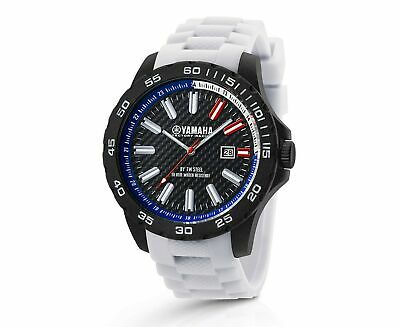 NEW TW Steel Yamaha Factory Racing Mens Quartz Watch - Y6