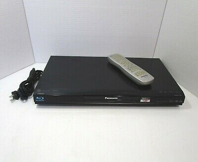 PANASONIC DMP-BD60 Blu-ray Discs Player With Remote