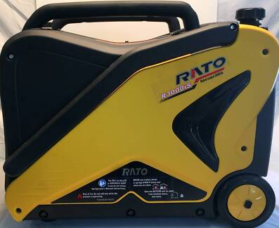 3.0kw Inverter Generator RATO 3000IS - NEW - $1499 RAYMOND TCE Raymond Terrace Port Stephens Area Preview