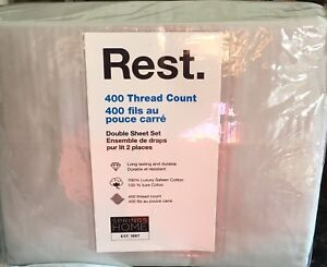 Double Sheet Set Brand New