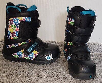 Kinder Snowboard Boots Burton Gr.36 Burton Snowboardschuhe Gr.36,5 Top