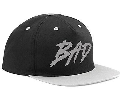 Snapback Cap BAD stylische Kappe Basecap Rapper Mütze Hat Bad Hair Day Unisex](Rapper Hair)