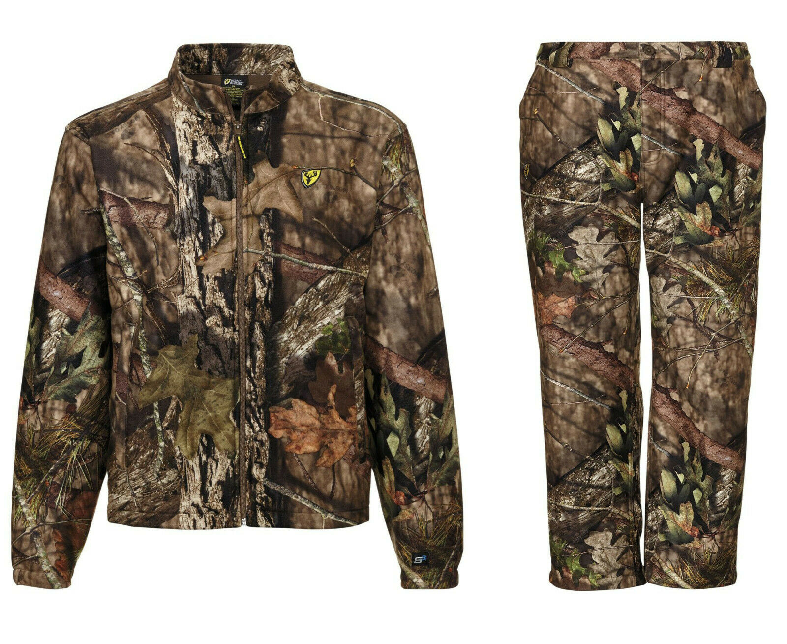 NEW Scent Blocker Axis Lightweight Hunting Jacket & Pant Mos