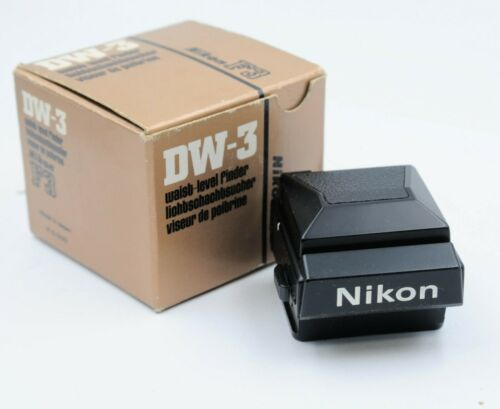 Nikon DW-3 Waist Level View Finder for F3 HP F3/T