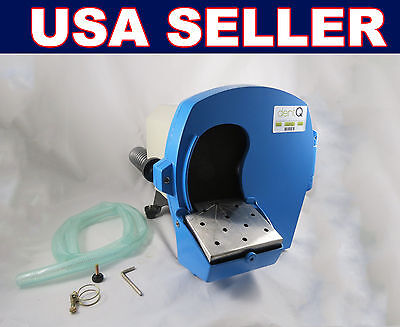 Dental Lab Wet Plaster Model Trimmer Abrasive Disc 10 220v Dentq