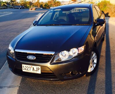 2010 FORD FALCON FG XT(LPG) West Beach West Torrens Area Preview