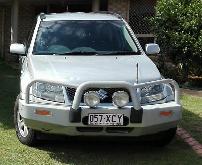Suzuki Grand Vitara Bull Bar