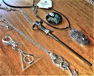 Harry Potter - 5 Voldemort/death Eaters/Hallows items Vermont Whitehorse Area Preview