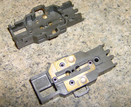 """""""2"""" NEW OLD STOCK AURORA AFX NON MAGNATRACTION BARE CHASSIS"""