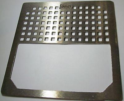 Zurn Pn1910-2-grate Bronzenickel Floor Drain Strainercover 12 Grate 7-58