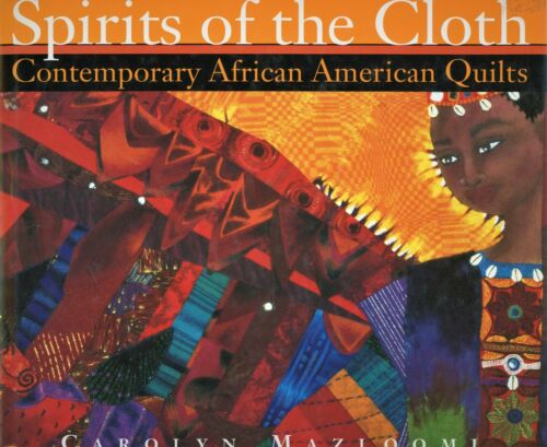 Contemporary African American Quilts - Types Makers Dates / Illustrated Book