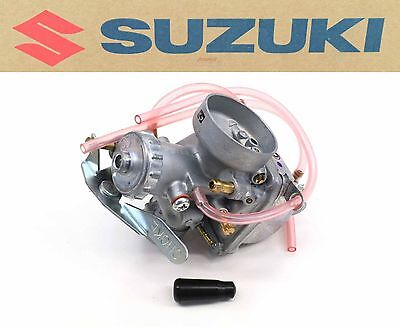 Carburetor 01 02 03 04 JR80 OEM Genuine Suzuki Carb Assembly Fuel Intake #X134