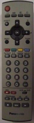 Panasonic EUR7628030 Remote Control TV / DVD - Free P&P